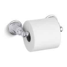Kohler Kelston Toilet Tissue Holder, Polished Chrome