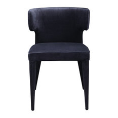 Cerise Dining Chairs Black Set Of 2