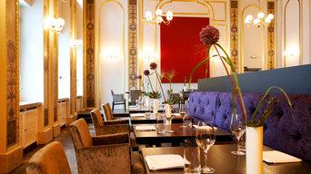 Restaurant Williams im Schauspielhaus Dresden