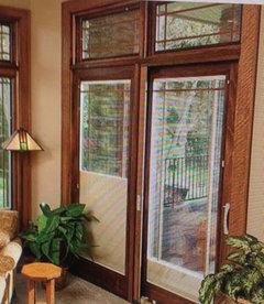 Advice On Sliding Glass Door Options Pella