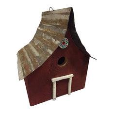 Birdsboro Birdhouse, Red