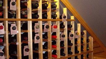 Award-Winning Wine Cellar Project in Monterey, San Francisco, California