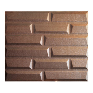 EZWALLcover, 3D Wall Panel, PU Leather/PU Foam Core, Decor