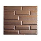 Ezwallcover 3d Wall Panel Pu Leather Pu Foam Core Decor