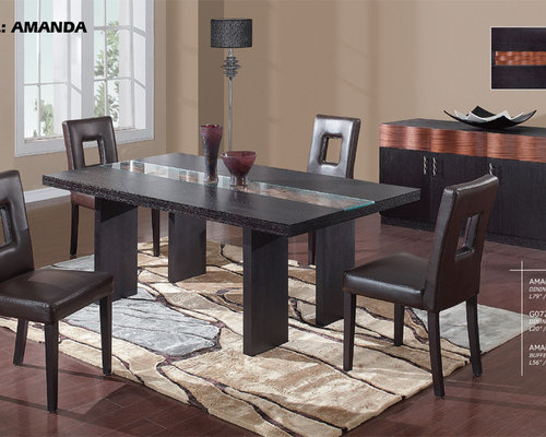 Elite Dining Sets with Chairs Italian Design Kitchen