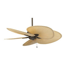 Top tropical ceiling fans deals houzz fanimation windpointe oil rubbed bronze motor only ceiling fans mozeypictures Choice Image