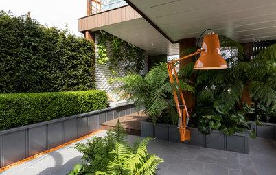 Garden Tour: A Sociable Urban Garden With Imaginative Planting