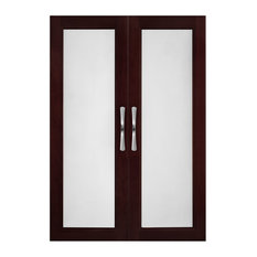 solid wood closets inc solid wood closets doors with frosted glass tempered - Interior Doors With Glass