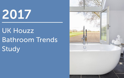 2017 UK Houzz Bathroom Trends Study