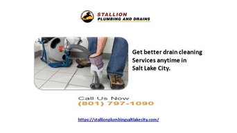 Better Quality Services for Plumbing, Drains, and Water Heater