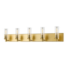 Gold Bathroom Vanity Lights Houzz
