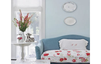 14 Rooms Abloom With Modern-Day Chintz