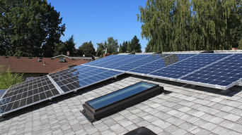 Solar Roofing Contractor - Mountain View CA