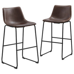 Ideal Contemporary Bar Stools And Counter Stools by Walker Edison