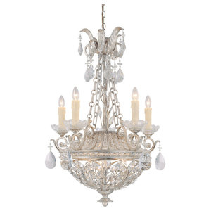 Savoy House Europe Victoria Candle Chandelier