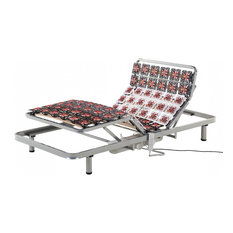 Star Adjustable Electric Bed Frame, Single