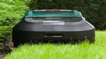 Robomow Lawn Cutting - Robot Lawn Mower
