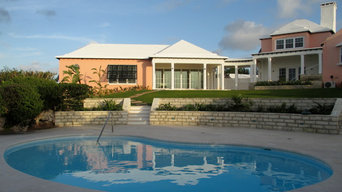 Pool House Addition in Bermuda w/ SF55