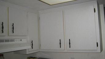 Kitchen Cabinets Re-Design