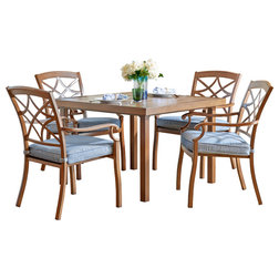 Good Transitional Outdoor Dining Sets by Klaussner Furniture
