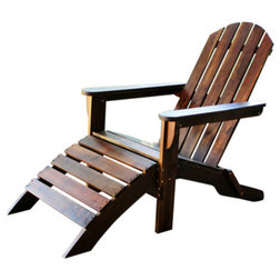 Transitional Adirondack Chairs by International Caravan