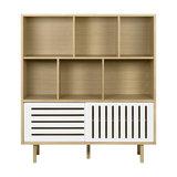 Dann Stripes Cupboard