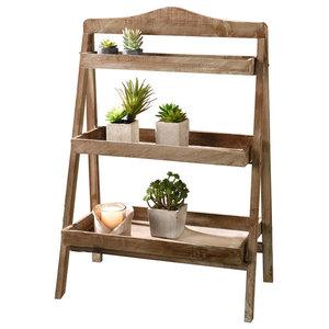 4890e2916637 Renaissance Eco-Friendly Hand-Scraped Hardwood 3-Layer Garden ...