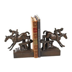 Bookends Bookend Jumper Horse Classic Over