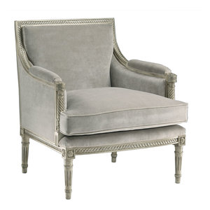 Louis Xvi Style Armchair  Inviting Home Inc.