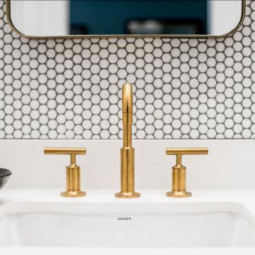 Rojo Guest Bathroom Reno