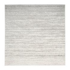 Safavieh Lauren Area Rug Ivory Silver 10 X10 Square