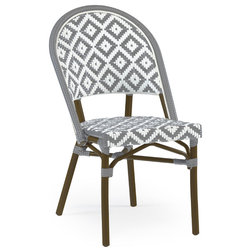 Tropical Outdoor Dining Chairs by Design Lab MN