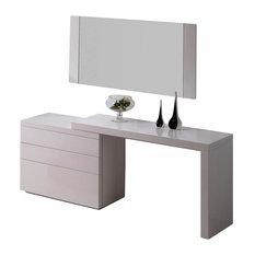 Athens White 3D Dresser