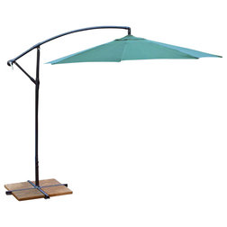 Good Contemporary Outdoor Umbrellas by ShopLadder