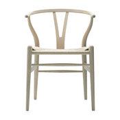 Wishbone Chair, Light Oak