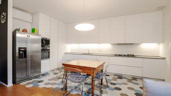 Arredo completo casa EB| Progettazione e realizzazione di arredo interno