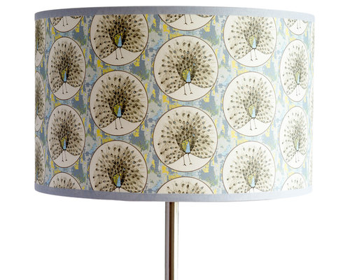 Spot The Peacock Light Shades - Lampshades