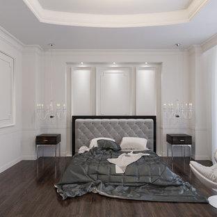 Camera da letto con camino classico Germania - Foto e Idee ...