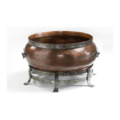 Hand-Crafted Blackstone Fire Pit
