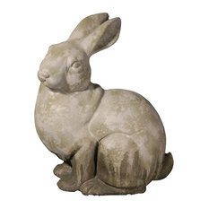Rabbit Statue Figurine