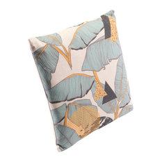 """Zuo Decor Foam Accent Pillow, Multicolor, 18""""x18"""""""