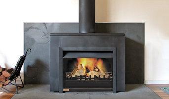 Jetmaster universal freestanding fireplace