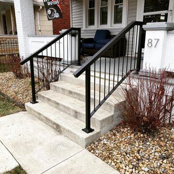 Exterior Handrails