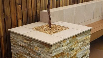 Marshalls regional award winning garden 2020 best patio under 40m