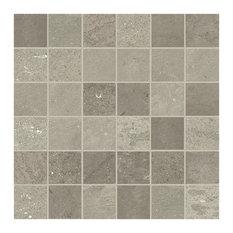 Maps Porcelain Mosaic Tile, Matte Beige 300x300, 5 Boxes