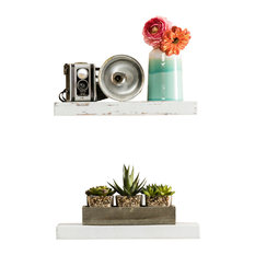 Pleasant 50 Most Popular Rustic Display And Wall Shelves For 2019 Houzz Home Interior And Landscaping Oversignezvosmurscom