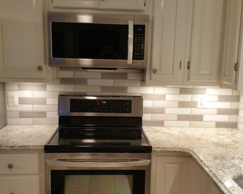 SaveEmail. Multicolored Hand FIred Subway Tile Backsplash. 0 Saves   0  Questions. EmbedEmailQuestion