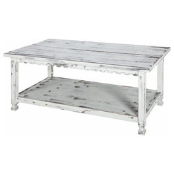 Farmhouse Coffee Tables by Bolton Furniture, Inc.