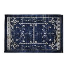 Kavkadesigns Annora Flat Weave Bath Mat By Terri Ellis 2 X3