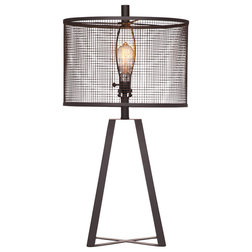 Industrial Table Lamps by BASSETT MIRROR CO.